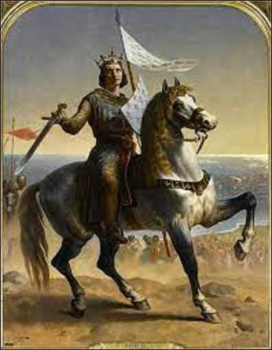 11 août 1297 : Quel roi de France est canonisé ce jour-là par le pape Boniface VIII ?