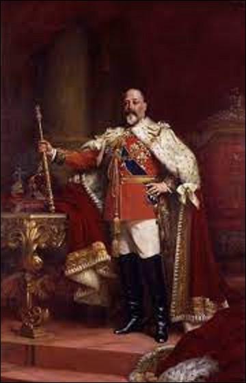 9 août 1901 : Après 63 ans, 7 mois et 2 jours, la reine du Royaume-Uni et impératrice des Indes, Victoria, s'éteint le 22 janvier 1901. Quel roi lui succède sur le trône le 9 août ?