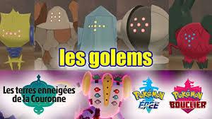 Quel golem légendaire est ton Pokémon ?