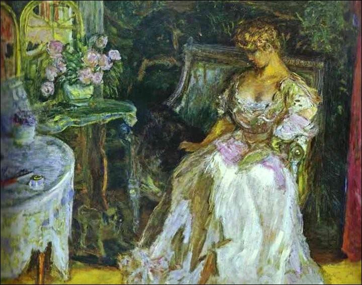 """Qui a peint """"Misia et les roses"""" ?"""