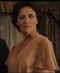 C'est la tante d'Harry.