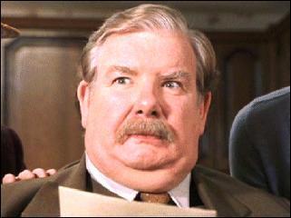 C'est l'oncle d'Harry.