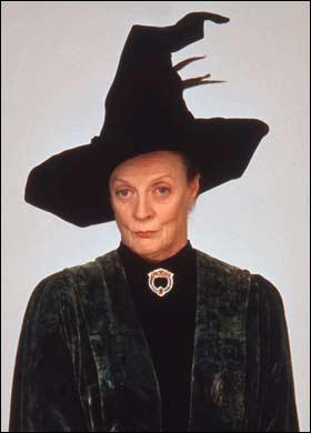 C'est la directrice de Gryffondor.