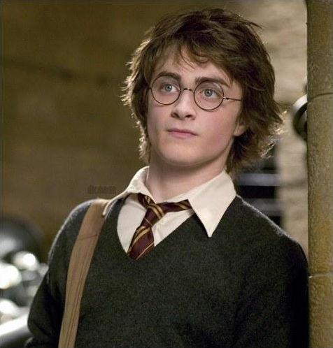 Les personnages du film Harry Potter