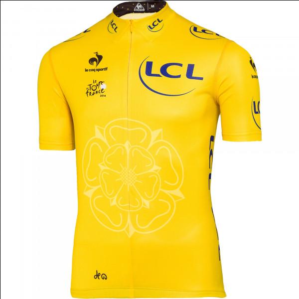 Quel coureur français perd son maillot jaune en 2003 ?