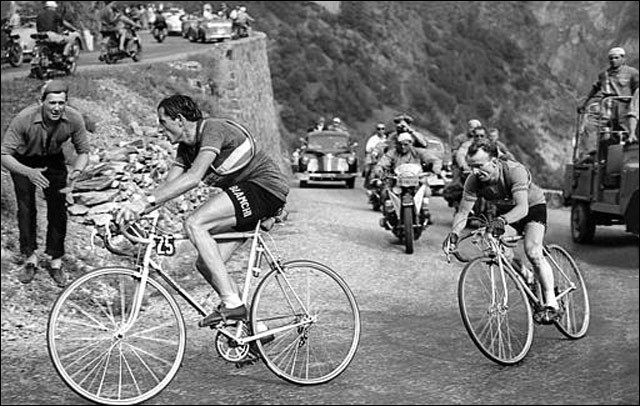 Ils n'ont escaladé qu'une seule fois l'Alpe d'Huez : Coppi, Poulidor, Merckx