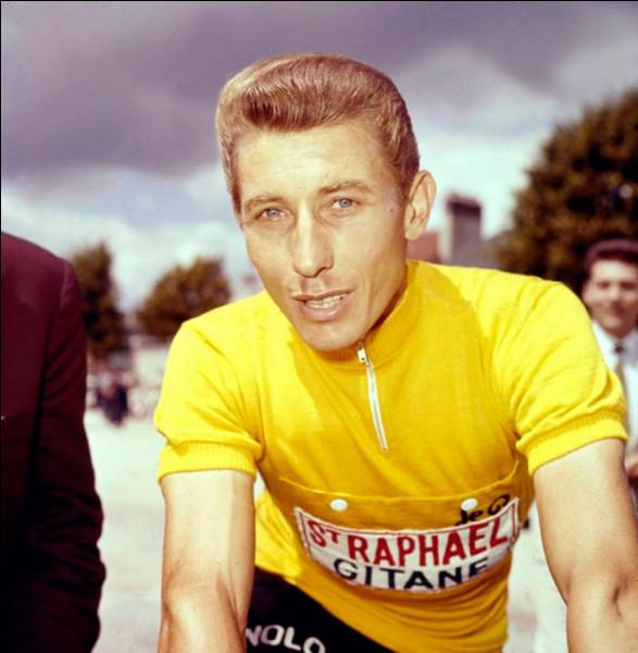 Ils n'ont jamais monté l'Alpe d'Huez : Anquetil, Bobet, Koblet.