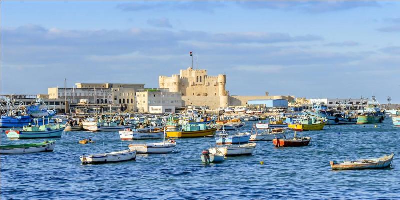 Qui rendait hommage à la ville d'Alexandrie dans sa chanson ?
