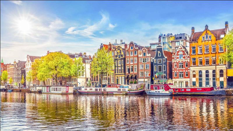 Pour Brel, que font les marins dans le port d'Amsterdam ?