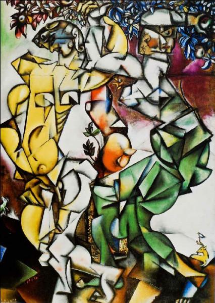Qui est le peintre d'Adam et Eve ?