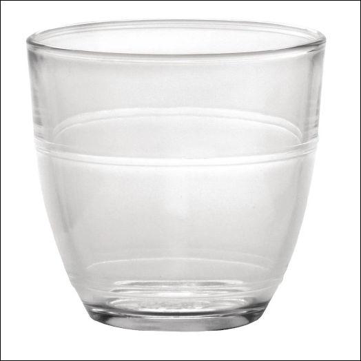 Que veulent dire les chiffres au fond des verres (ceux de la cantine) ?