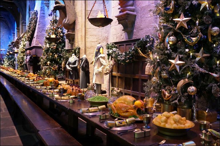 Que ne mangent pas ou ne boivent pas les sorciers à Noël ?