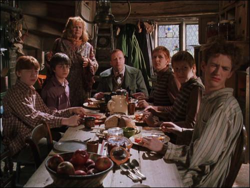 Que ne mangent pas ou ne boivent pas les sorciers au petit déjeuner ?
