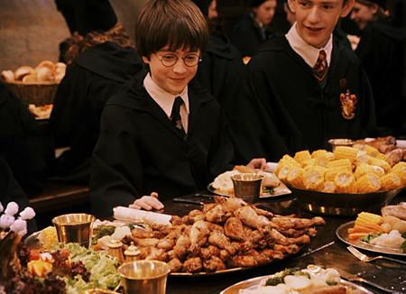 La nourriture des sorciers (HP)