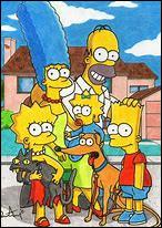 Et enfin, La famille Simpson a-t-elle une bonne réputation ?