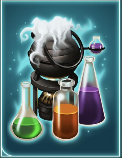 Qui a été prof de potion ?