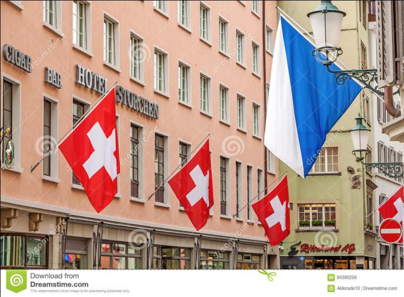 Quelle spécialité vient du canton de Zürich ?