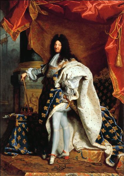 Histoire : Louis XIV a eu le règne le plus long de l'histoire de France. Combien de temps a-t-il régné ?