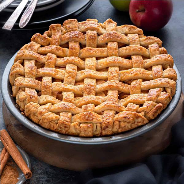 Quand a-t-on commencé à déguster la tarte aux pommes ?