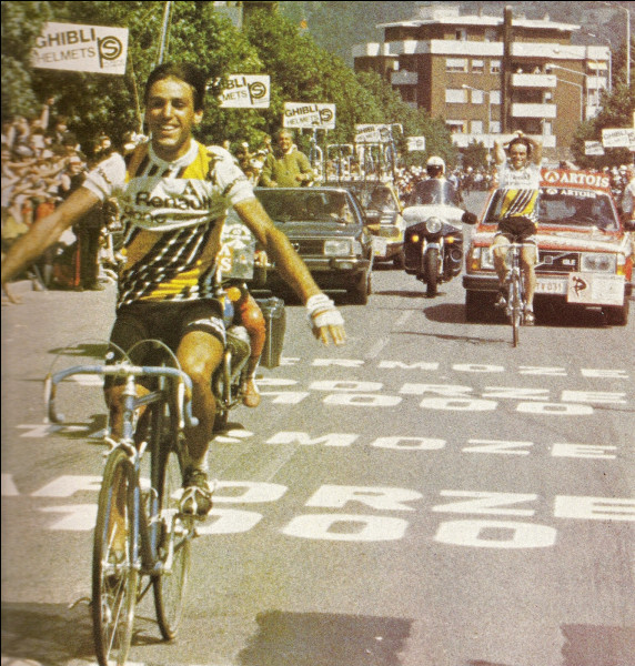 Lors de l'édition 1980, le duo Hinault-Bernaudeau passe la ligne en vainqueur de quelle étape ?