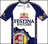 Un Français de l'équipe Festina engagée en 1996, remporte une étape et porte le maillot rose une journée. De qui s'agit-il ?