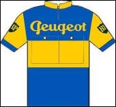 En 1948 l'équipe Peugeot aligne 7 coureurs au départ. Ils abandonneront tous.