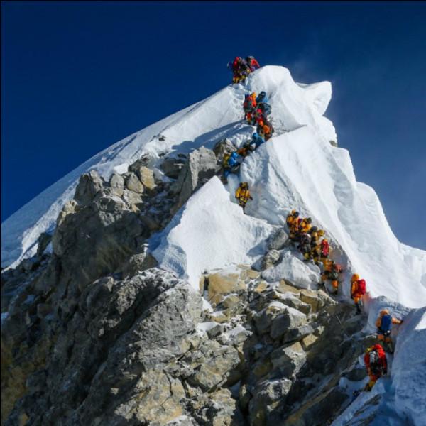 Quelle est la plus grande montagne du monde ?