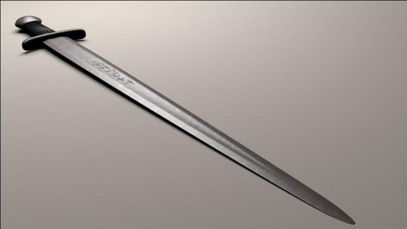 Quelle est la taille de la plus grande épée du monde ?