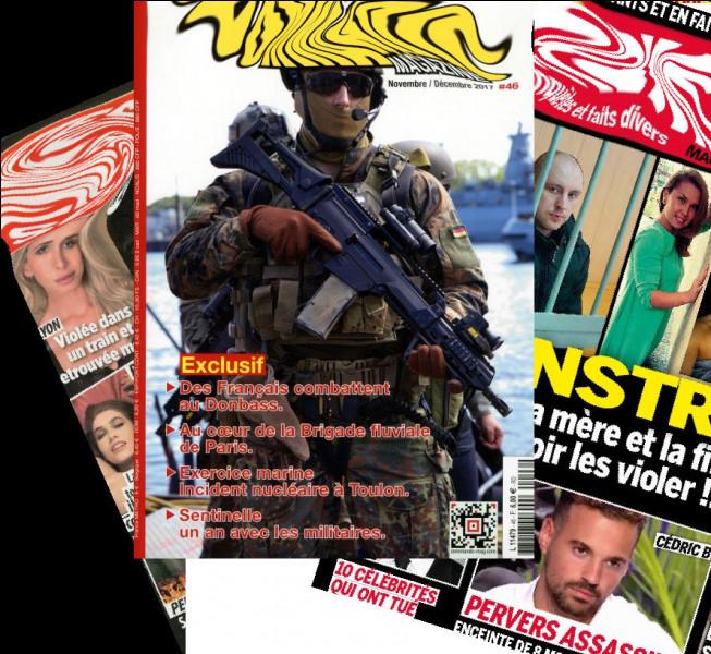 Lequel de ces magazines flippants n'existe pas ?