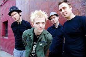 Quel est le style musical du groupe canadien Sum 41 ?