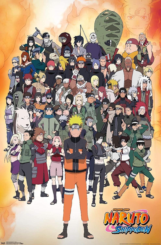 Qui est ta petite copine dans ''Naruto'' ?