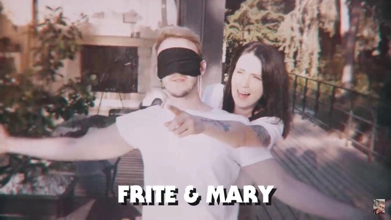 Connais-tu bien Frite et Mary Frozencrystal ?