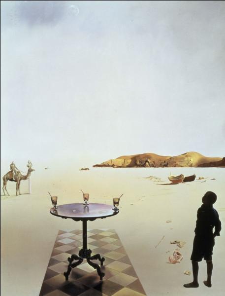 """Qui est l'auteur de """"La Table solaire"""" ?"""