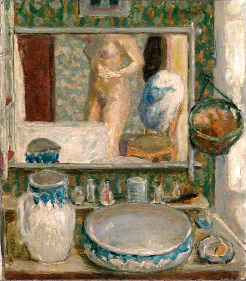 """Qui est le peintre de """"La Table de toilette"""" ?"""