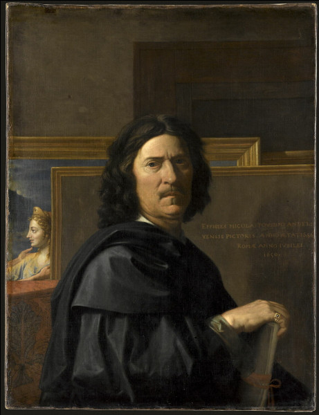 Quelle était la nationalité du peintre Nicolas Poussin ?