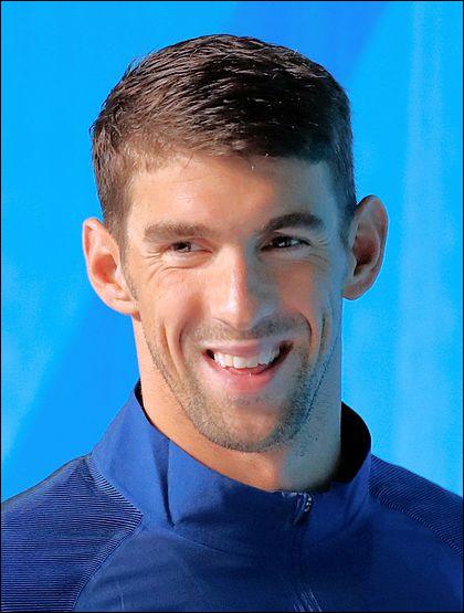À ce jour, Michael Phelps est le sportif le plus médaillé de toutes l'histoire des JO.