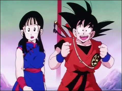 Quel est le premier ennemi de Goku quand il a grandi ?