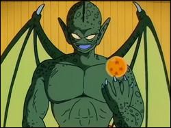 Quelle était la première cible de Tambourine (soldat du roi démon Piccolo) ?