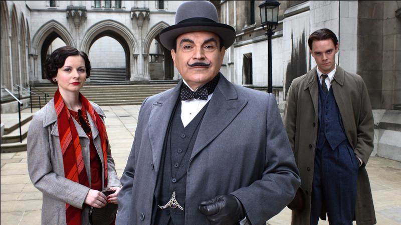 Quelle est la nationalité d'Hercule Poirot, le détective d'Agatha Christie ?
