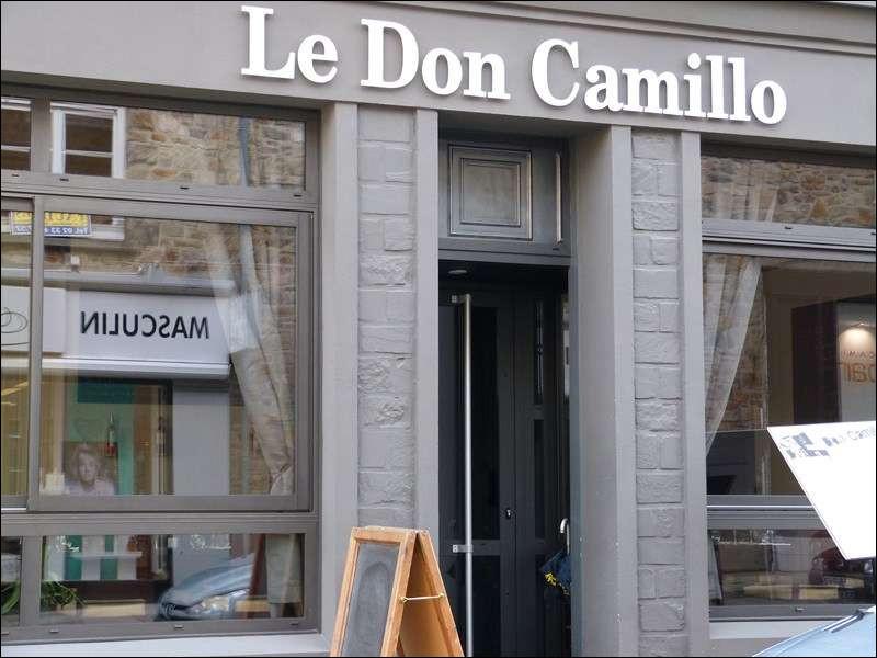 Quel est l'interprète de Don Camillo ?