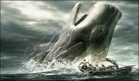 "A qui doit-on le roman ""Moby Dick"" ?"