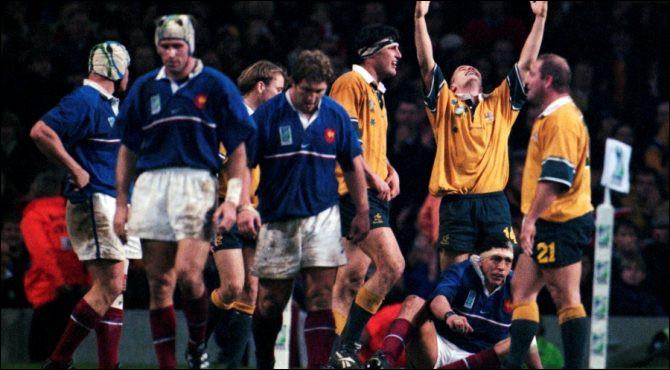 Quelle équipe de rugby a battu l'équipe de France en finale de la Coupe du monde 1999 ?