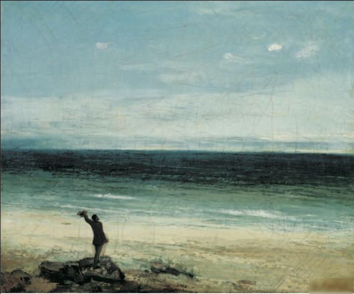 """Quel peintre réaliste français est l'auteur du tableau """"Paysage d'été"""" ?"""