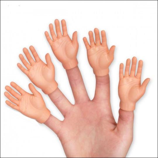 Combien a-t-on de doigts ?