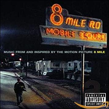 """Quel célèbre rappeur est la vedette du film """"8 Mile"""" ?"""