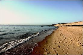 Où se trouve en France, la côte d'Argent ?