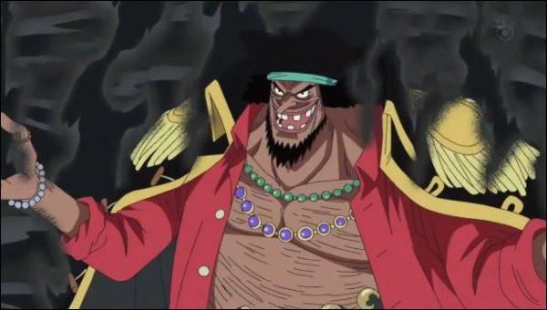 Barbe Noire a capturé Ace pour devenir l'un des 7 Grands Corsaires.