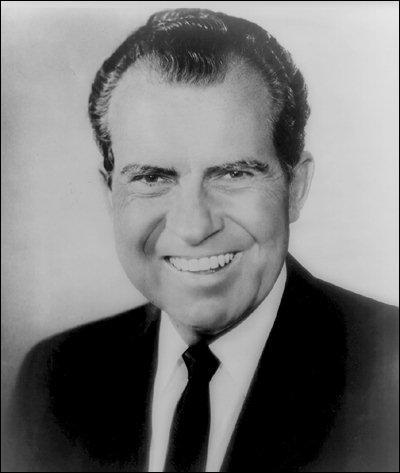 """Qu'est-ce que le """"Watergate"""" ? (Photo : l'homme au centre de l'affaire)"""