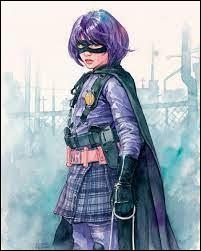 Qui est cette super-héroïne aux cheveux violets ?