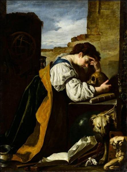 """Quel peintre italien a réalisé """"Mélancolie"""" ?"""